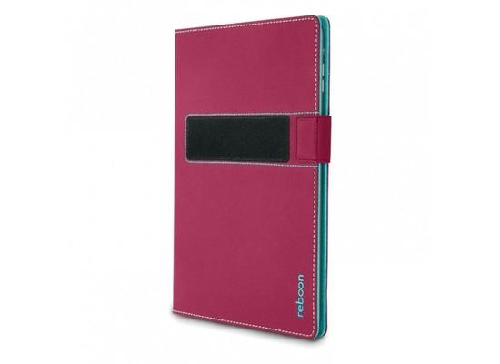 reboon booncover Tablet Tasche u.a. Samsung Tab 2 10.1, Sony Z4 Tablet Größe L2 pink 5030