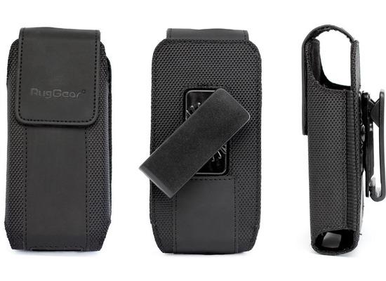 RugGear wasserabweisende Nylon-Tasche für RG100, schwarz