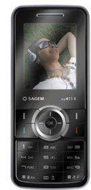 Sagem my411X