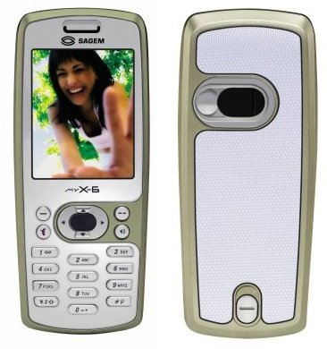 Sagem Cover Natural Beige