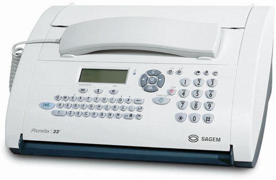 Sagem Phonefax 33 S