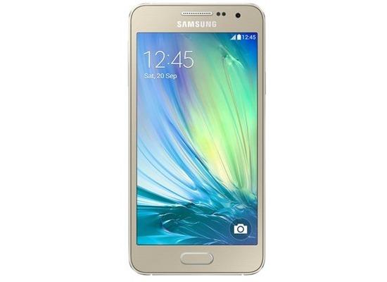Samsung A300F Galaxy A3, champagne-gold