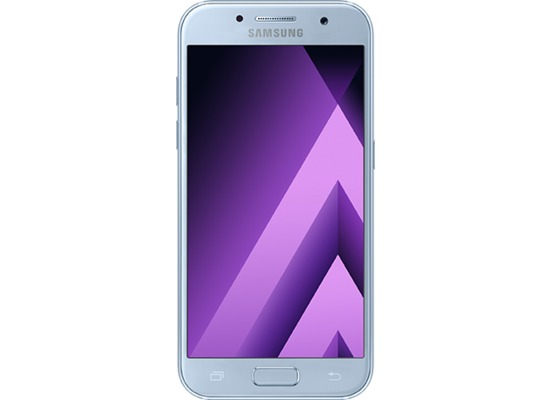 Samsung Galaxy A3 (2017) - blue-mist