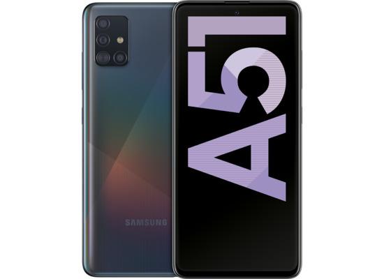 Samsung A515F Galaxy A51 128 GB (Prism Crush Black)