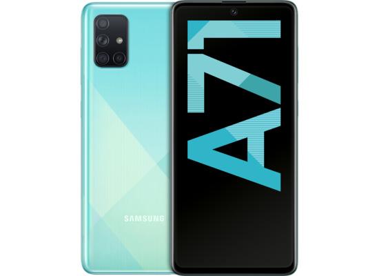 Samsung A715F Galaxy A71 128 GB (Prism Crush Blue)
