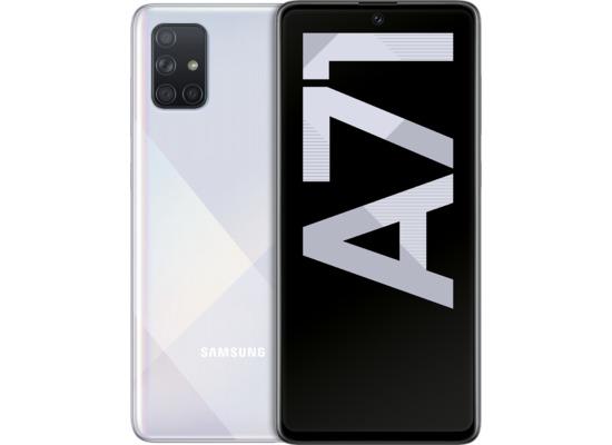 Samsung A715F Galaxy A71 128 GB (Prism Crush Silver)