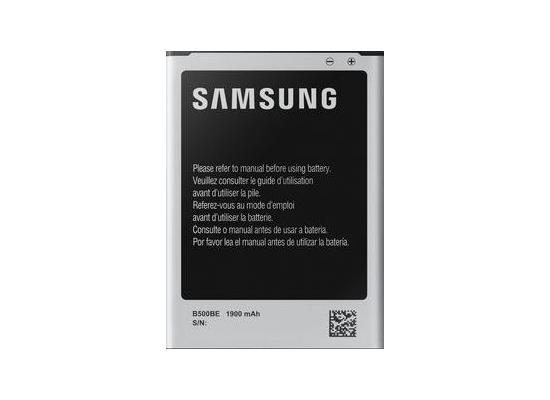 Akkus, Powerbanks - Samsung Akku 1900 mAh EB B500 für Galaxy S4 mini fuer Samsung Galaxy S4 mini (i9195), Galaxy S4 mini Duos (I9192)  - Onlineshop Telefon.de