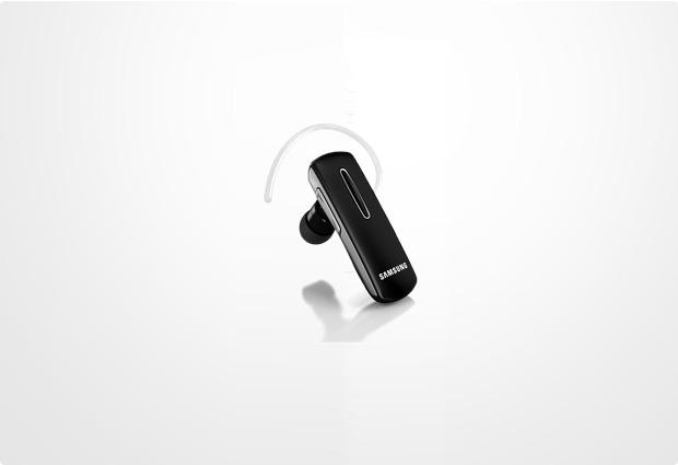 Samsung Bluetooth Headset HM1600, schwarz-silber