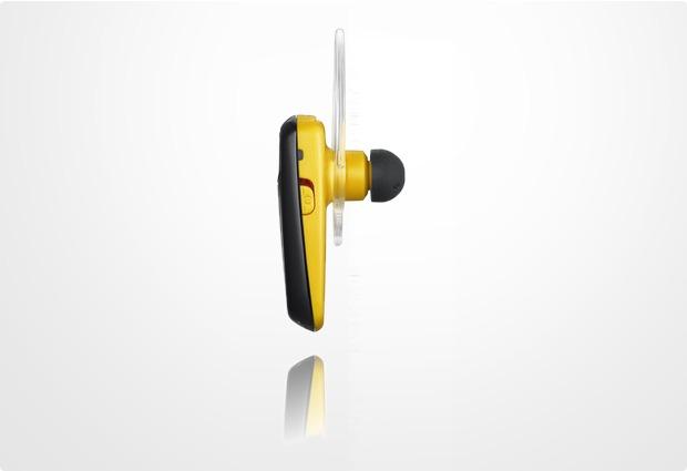 Samsung Bluetooth Headset WEP-495, gelb-schwarz