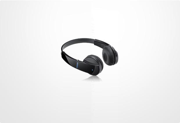 Samsung Bluetooth Stereo Headset HS6000, schwarz