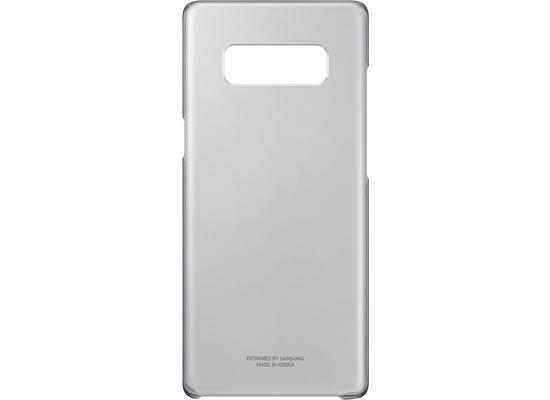 Samsung Clear Cover - für Galaxy Note 8 - schwarz
