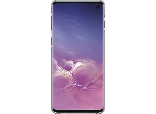 Samsung Clear Cover Galaxy S10, transparent