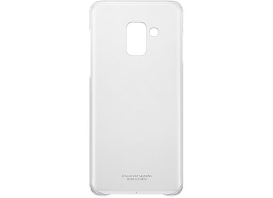 Samsung Clear Cover, Galaxy A8, Transparent