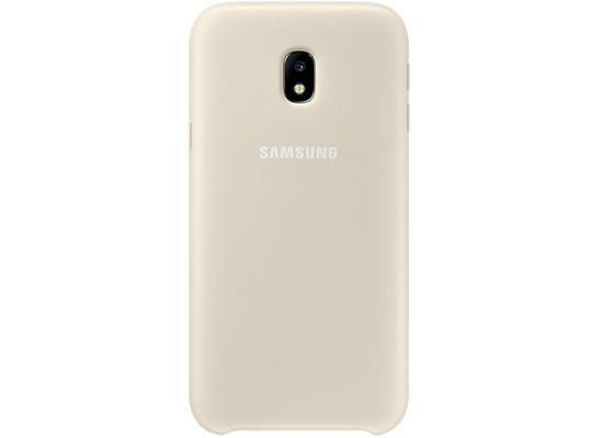 Samsung Dual Layer Cover Galaxy J3 (2017) - gold