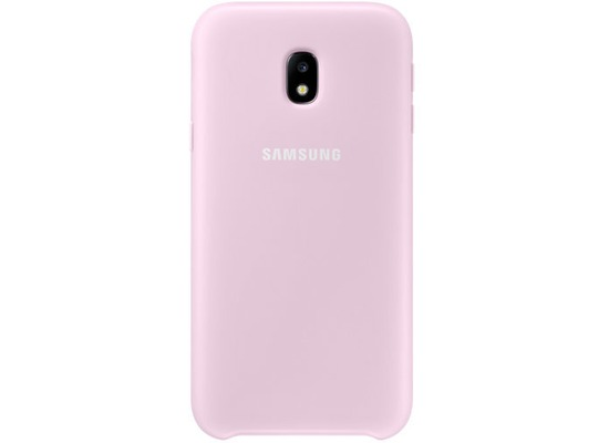 Samsung Dual Layer Cover Galaxy J3 (2017) - pink