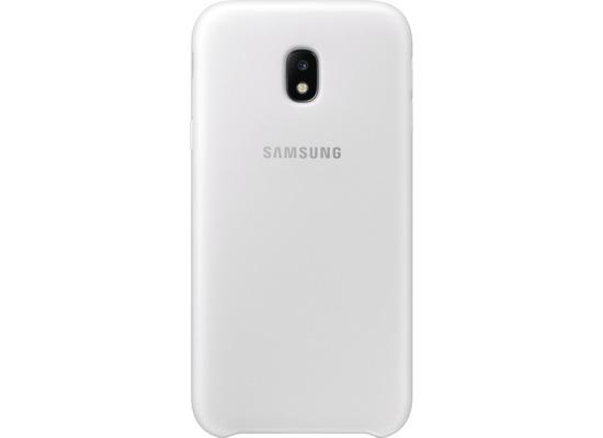 Samsung Dual Layer Cover Galaxy J3 (2017) - white