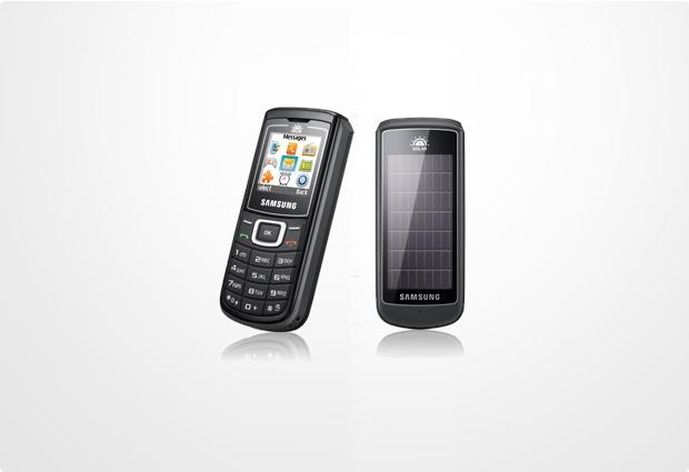 Samsung E1107 schwarz