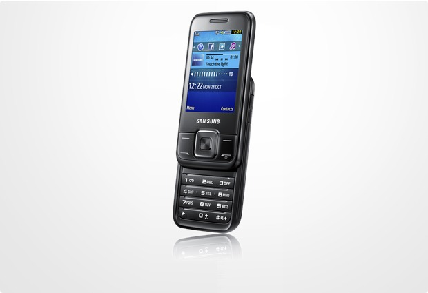 Samsung E2600, schwarz