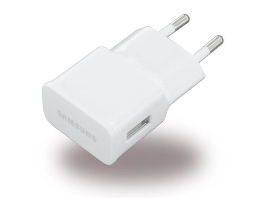 Samsung ETAOU83EWE - Netzteil / Ladegerät / Adapter - USB - 1.000mAh  - Weiss