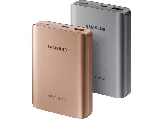 Samsung Akkupack - 10.200mAh - dark gray