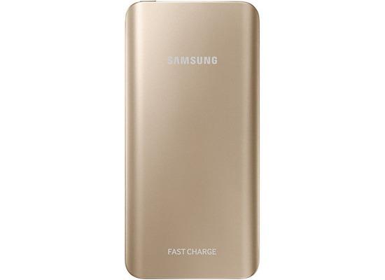 Samsung Externer Akkupack 5.200mAh EB-PN920, Gold