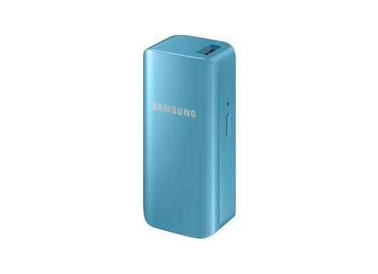 Samsung Externer Akkupack EB-PJ200, 2.100mAh, Blau