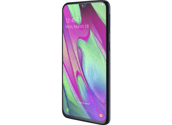 Samsung Galaxy A40 64 GB (Black)