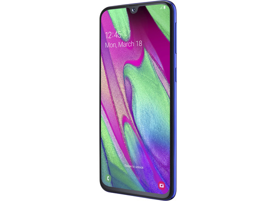 Samsung Galaxy A40 64 GB (Blue)