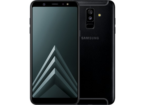 Samsung Galaxy A6 Plus (2018), Black
