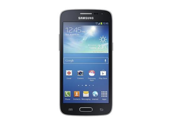 Samsung Galaxy Core LTE, schwarz