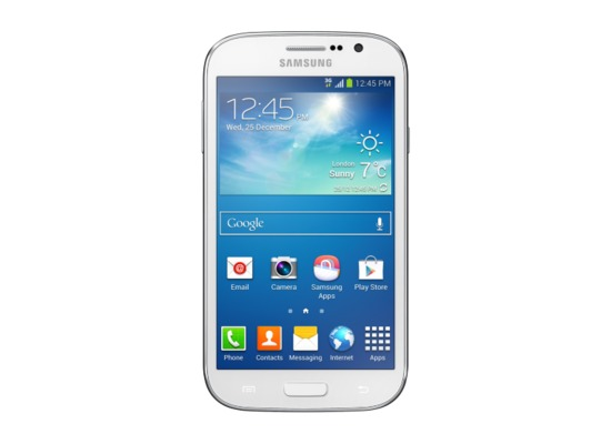 Samsung Galaxy Grand Neo Duos, weiß