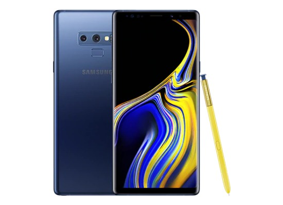 Samsung Galaxy Note 9, 128GB, Ocean Blue