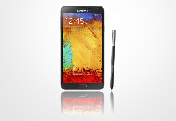 Samsung Galaxy Note 3 32GB, Jet Black