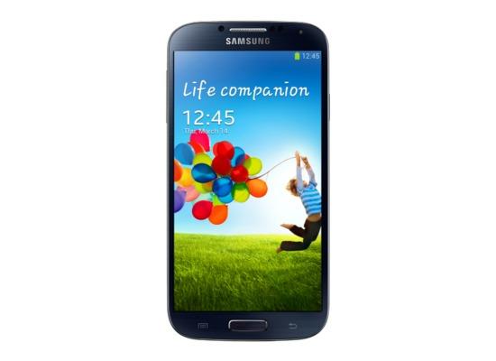 Samsung Galaxy S4 Value Edition, black mist