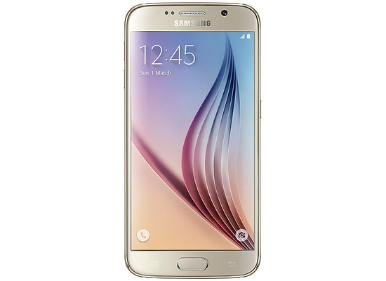 Samsung Galaxy S6 32 GB, gold