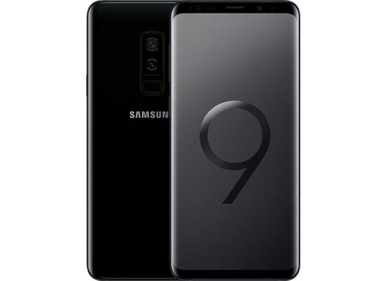 Samsung Galaxy S9+ Dual SIM, Midnight Black