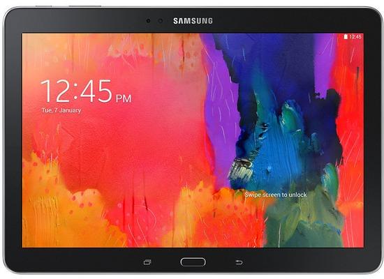 Samsung Galaxy TabPro 10.1 16GB (LTE), schwarz