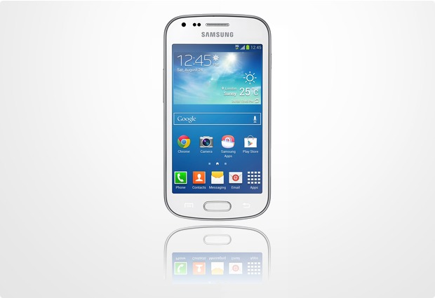 Samsung Galaxy Trend Plus, wei�