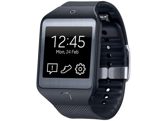 Samsung Gear 2 Neo SM-R381, Schwarz