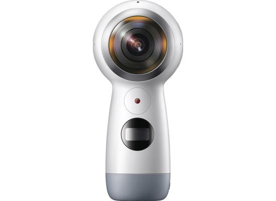 Samsung Gear 360 (2017), VR-Kamera, white