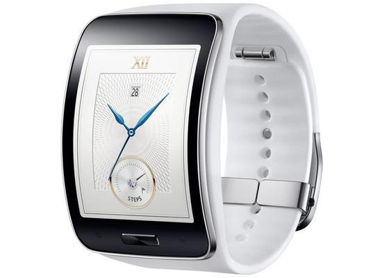 Samsung Gear S, Weiß