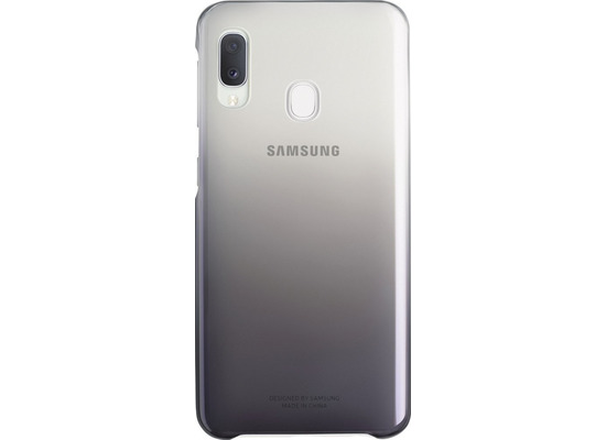 Samsung Gradation Cover Galaxy A20e, black