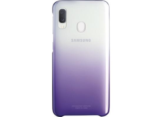 Samsung Gradation Cover Galaxy A20e, violet