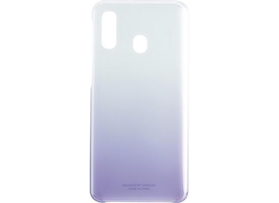 Samsung Gradation Cover Galaxy A40, violet