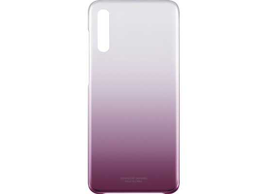 Samsung Gradation Cover Galaxy A70, pink
