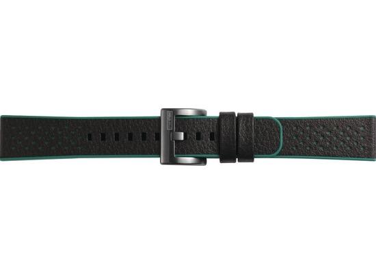 Samsung Hybrid Sport Armband Strap Studio, 20mm Gear Sport/Galaxy Watch, green