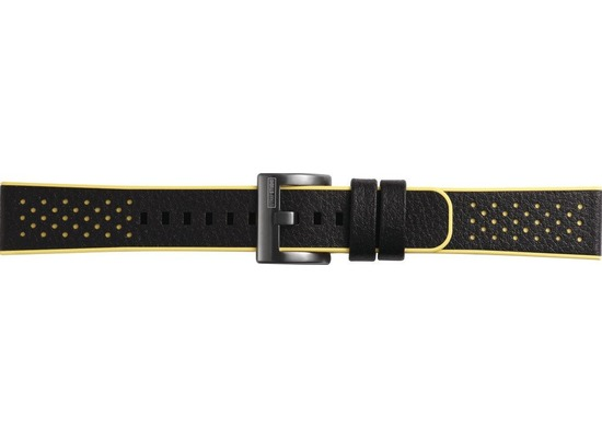 Samsung Hybrid Sport Armband Strap Studio, 20mm Gear Sport/Galaxy Watch, yellow
