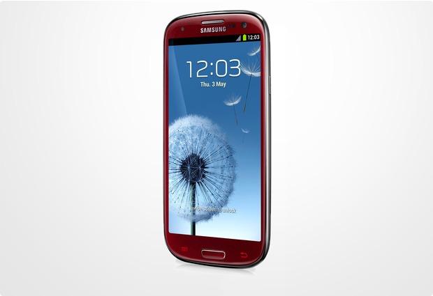 samsung galaxy s3 16gb garnet red bei kaufen versandkostenfrei. Black Bedroom Furniture Sets. Home Design Ideas
