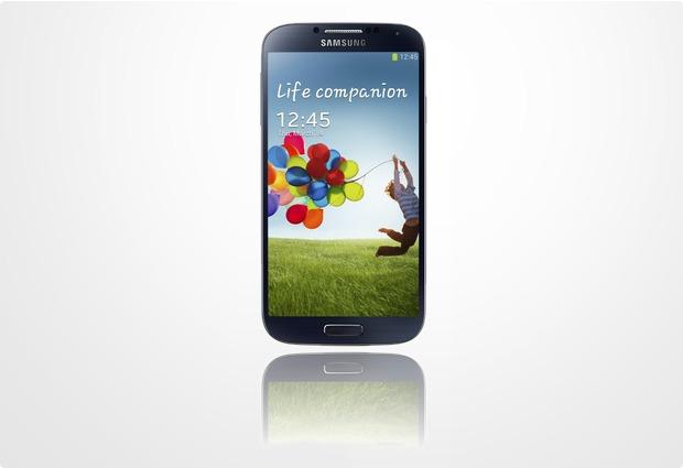 Samsung Galaxy S4 16GB, black (O2)
