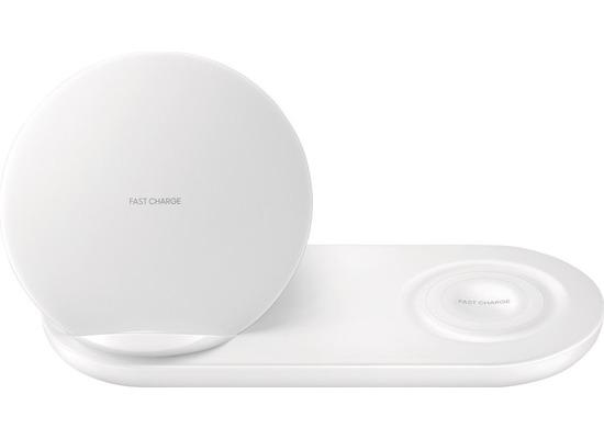 Samsung Induktive Dual-Ladestation, Weiß